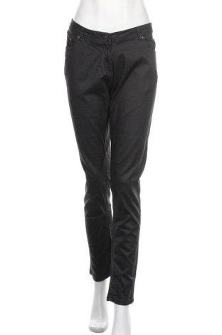 Дамски дънки Casual By Gemo, Размер L, Цвят Черен, Цена 27,93лв.