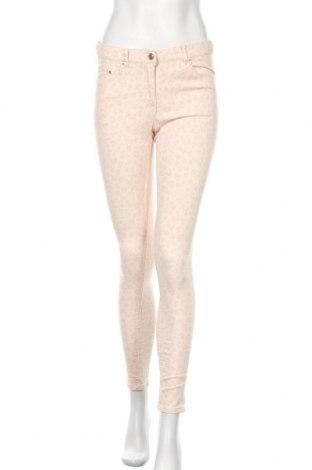 Дамски дънки H&M, Размер S, Цвят Розов, 98% памук, 2% еластан, Цена 17,40лв.