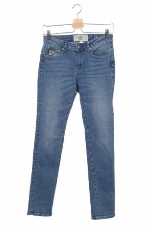 Дамски дънки Lois, Размер S, Цвят Син, 98% памук, 2% еластан, Цена 35,97лв.