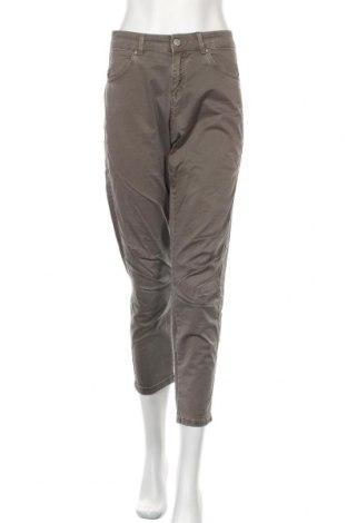 Дамски дънки Oui, Размер XL, Цвят Сив, 98% памук, 2% еластан, Цена 35,25лв.