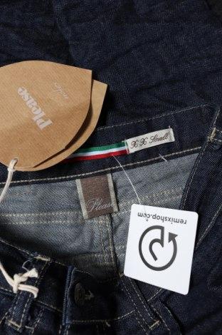 Дамски дънки Please, Размер XXS, Цвят Син, 98% памук, 2% еластан, Цена 27,80лв.