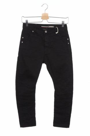 Дамски дънки Please, Размер XS, Цвят Черен, 98% памук, 2% еластан, Цена 68,37лв.