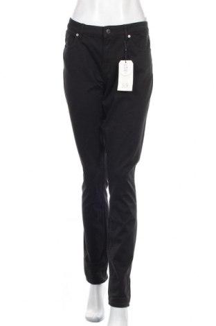 Дамски дънки Q/S by S.Oliver, Размер L, Цвят Черен, 98% памук, 2% еластан, Цена 57,67лв.