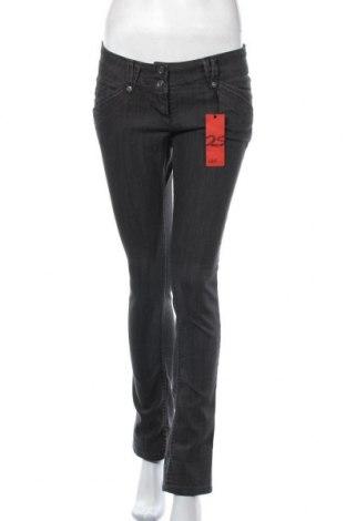 Дамски дънки Q/S by S.Oliver, Размер S, Цвят Сив, 98% памук, 2% еластан, Цена 44,10лв.