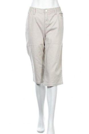 Дамски дънки Target, Размер XL, Цвят Сив, Памук, еластан, Цена 13,23лв.