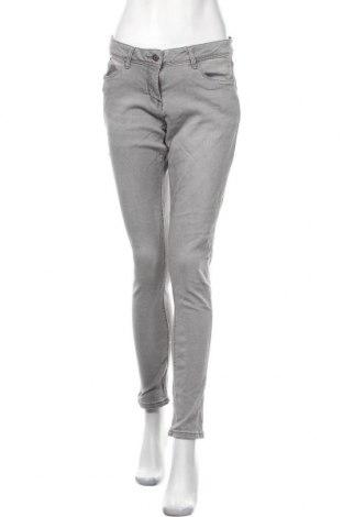 Дамски дънки Up 2 Fashion, Размер M, Цвят Сив, 98% памук, 2% еластан, Цена 26,46лв.