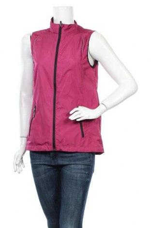 Дамски елек Crane, Размер M, Цвят Розов, Полиестер, Цена 19,85лв.