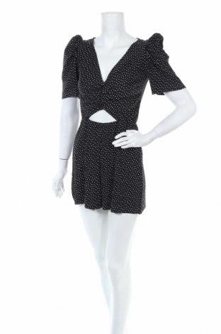 Γυναικεία σαλοπέτα Bershka, Μέγεθος M, Χρώμα Μαύρο, Πολυεστέρας, Τιμή 14,25€