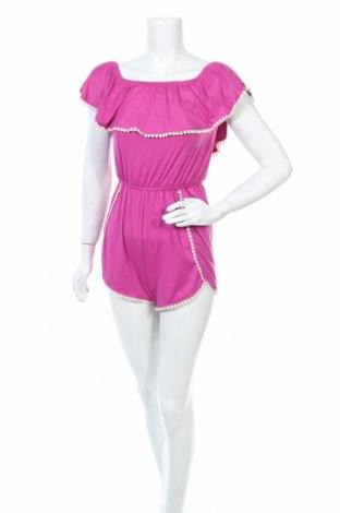 Γυναικεία σαλοπέτα Charlotte Russe, Μέγεθος S, Χρώμα Ρόζ , 92% πολυεστέρας, 8% ελαστάνη, Τιμή 20,13€