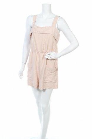 Дамски гащеризон H&M, Размер M, Цвят Розов, 64% модал, 36% полиестер, Цена 14,18лв.
