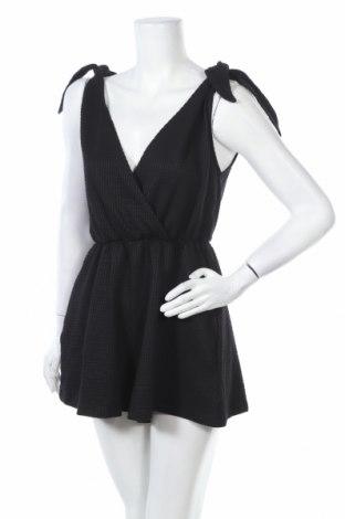 Γυναικεία σαλοπέτα H&M, Μέγεθος S, Χρώμα Μαύρο, 69% βαμβάκι, 30% πολυεστέρας, 1% ελαστάνη, Τιμή 14,19€