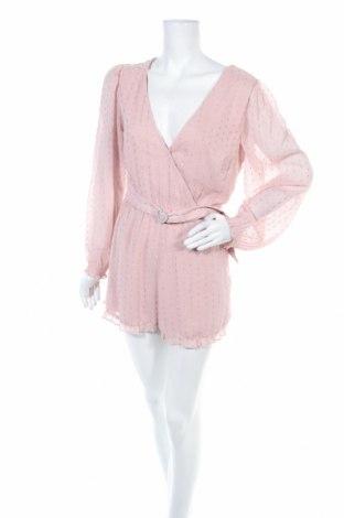 Γυναικεία σαλοπέτα H&M Conscious Collection, Μέγεθος XL, Χρώμα Ρόζ , 98% πολυεστέρας, 2% ελαστάνη, Τιμή 17,54€