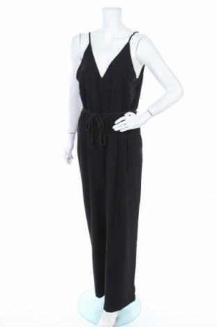 Дамски гащеризон H&M Conscious Collection, Размер L, Цвят Черен, Полиестер, Цена 24,00лв.