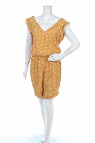 Γυναικεία σαλοπέτα Numph, Μέγεθος M, Χρώμα Κίτρινο, Βισκόζη, Τιμή 25,12€