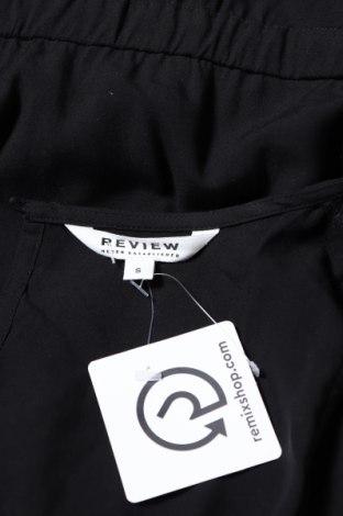Дамски гащеризон Review, Размер S, Цвят Черен, Вискоза, Цена 39,50лв.