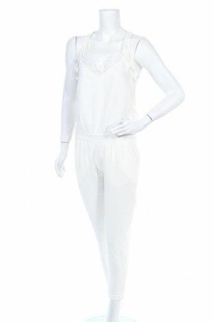 Γυναικεία σαλοπέτα Teddy Smith, Μέγεθος L, Χρώμα Λευκό, Πολυεστέρας, Τιμή 18,56€