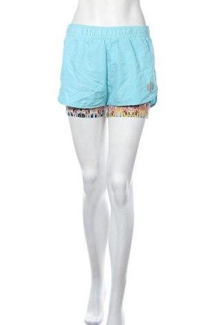 Дамски къс панталон Crivit, Размер M, Цвят Син, Цена 17,96лв.
