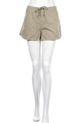Дамски къс панталон Dotti, Размер XL, Цвят Зелен, Памук, Цена 17,01лв.