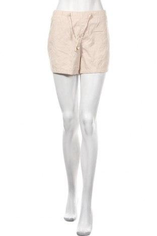 Дамски къс панталон Dotti, Размер XL, Цвят Бежов, Памук, Цена 8,03лв.