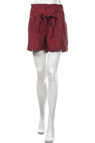 Дамски къс панталон Dotti, Размер XL, Цвят Червен, Полиестер, Цена 16,96лв.