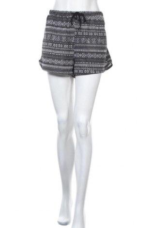 Γυναικείο κοντό παντελόνι Jean Pascale, Μέγεθος L, Χρώμα Μαύρο, Πολυεστέρας, Τιμή 11,69€