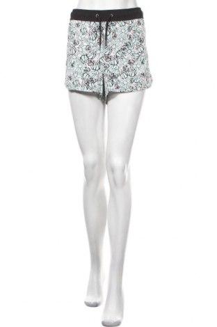 Γυναικείο κοντό παντελόνι Mambo, Μέγεθος XXL, Χρώμα Πολύχρωμο, Πολυεστέρας, ελαστάνη, Τιμή 8,18€
