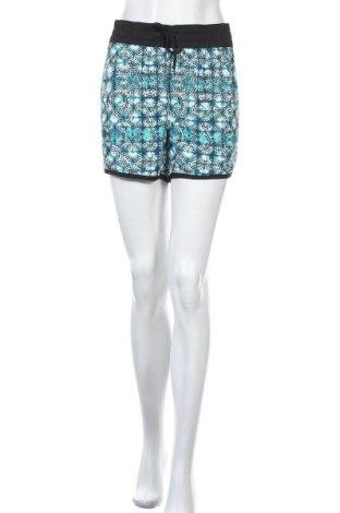 Дамски къс панталон Now, Размер XXL, Цвят Многоцветен, Полиестер, Цена 11,34лв.