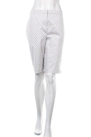 Γυναικείο κοντό παντελόνι W. Lane, Μέγεθος XXL, Χρώμα Γκρί, Βαμβάκι, ελαστάνη, Τιμή 12,34€