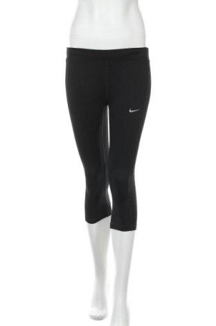 Γυναικείο κολάν Nike, Μέγεθος S, Χρώμα Μαύρο, Τιμή 24,68€