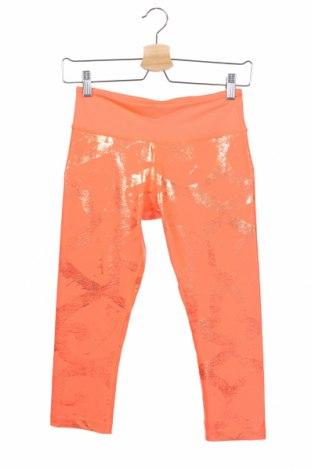 Дамски клин Zumba, Размер XS, Цвят Оранжев, 85% полиестер, 15% еластан, Цена 24,38лв.