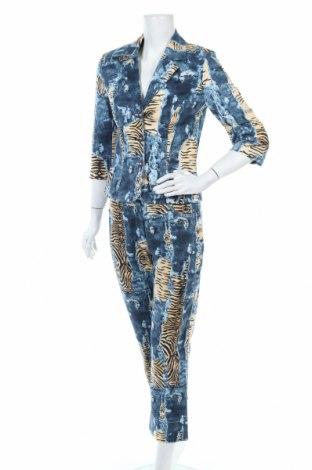 Γυναικείο κοστούμι Monari, Μέγεθος XS, Χρώμα Πολύχρωμο, 96% βαμβάκι, 4% ελαστάνη, Τιμή 43,65€