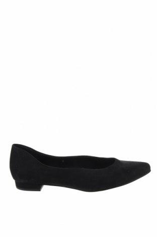 Дамски обувки, Размер 41, Цвят Черен, Текстил, Цена 29,40лв.