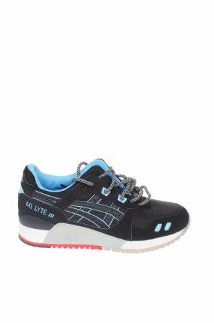 Дамски обувки ASICS, Размер 37, Цвят Черен, Текстил, еко кожа, Цена 119,25лв.