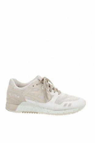 Дамски обувки ASICS, Размер 41, Цвят Бежов, Текстил, еко кожа, Цена 51,68лв.