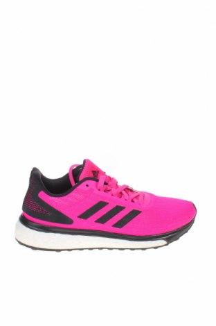 Дамски обувки Adidas, Размер 38, Цвят Розов, Текстил, Цена 134,25лв.