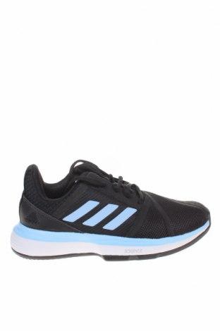 Дамски обувки Adidas, Размер 38, Цвят Черен, Полиуретан, текстил, Цена 134,25лв.
