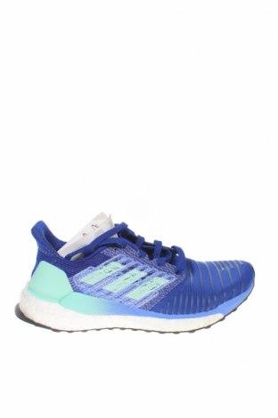Дамски обувки Adidas, Размер 37, Цвят Многоцветен, Текстил, еко кожа, Цена 134,25лв.