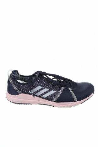 Дамски обувки Adidas, Размер 39, Цвят Син, Текстил, Цена 88,20лв.