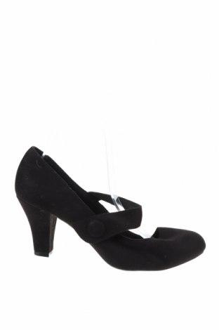 Дамски обувки American Eagle, Размер 40, Цвят Черен, Текстил, Цена 23,21лв.
