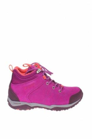 Дамски обувки Columbia, Размер 39, Цвят Розов, Естествен велур, Цена 141,75лв.