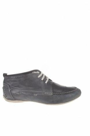 Дамски обувки Daniel Hechter, Размер 40, Цвят Сив, Естествена кожа, Цена 39,60лв.