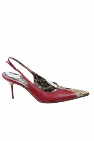 Дамски обувки Dolce & Gabbana, Размер 41, Цвят Многоцветен, Естествена кожа, Цена 157,76лв.