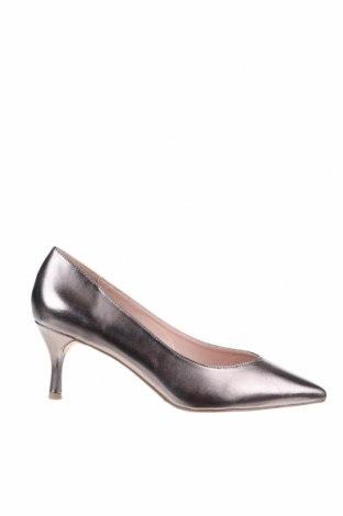 Дамски обувки Esprit, Размер 41, Цвят Сив, Еко кожа, Цена 30,81лв.