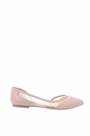 Дамски обувки Even&Odd, Размер 37, Цвят Розов, Текстил, Цена 31,20лв.