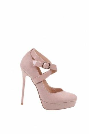 Дамски обувки Even&Odd, Размер 37, Цвят Розов, Текстил, Цена 35,40лв.