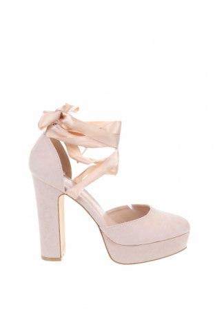 Дамски обувки Even&Odd, Размер 41, Цвят Бежов, Текстил, Цена 35,40лв.