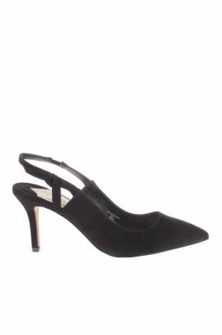 Γυναικεία παπούτσια Faith, Μέγεθος 41, Χρώμα Μαύρο, Κλωστοϋφαντουργικά προϊόντα, Τιμή 11,56€