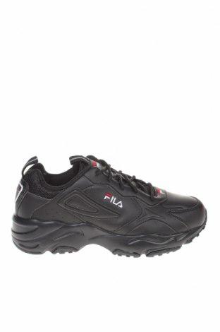 Дамски обувки Fila, Размер 36, Цвят Черен, Еко кожа, Цена 104,25лв.