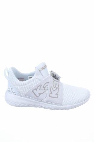 Дамски обувки Kappa, Размер 38, Цвят Бял, Текстил, Цена 89,25лв.