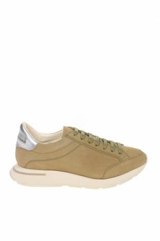 Дамски обувки Manuel Barcelo, Размер 37, Цвят Зелен, Естествена кожа, Цена 171,75лв.